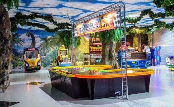 Развлекательный центр Динозаврия