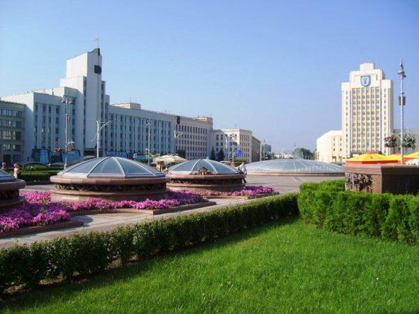 Центральная площадь Независимости