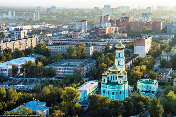 Куда сходить в Перми