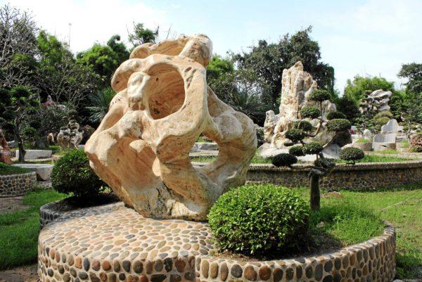 Парк камней в Перми