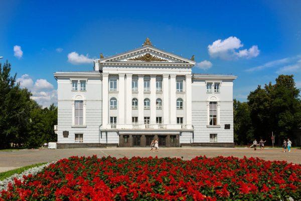 Оперный театр в Перми