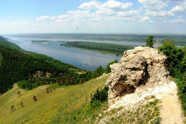 Национальный парк «Самарские Луки»