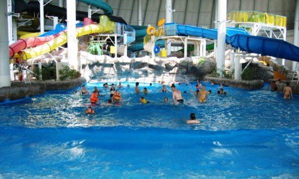 Аквапарк «Виктория» - отличный вариант для активного отдыха всей семьей