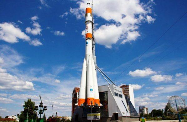 Музейно-выставочный комплекс Самара Космическая