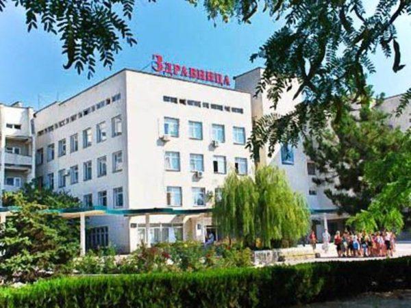 Санаторий Здравница в Евпатории