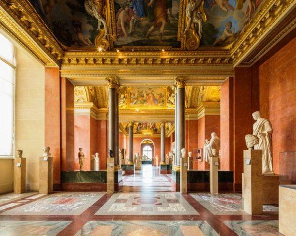 Коллекции Лувра