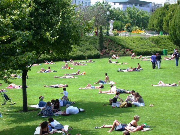 Венсенский лес (Bois de Vincennes) – парковая зона, пользующаяся огромной популярностью, как у туристов, так и у местных жителей