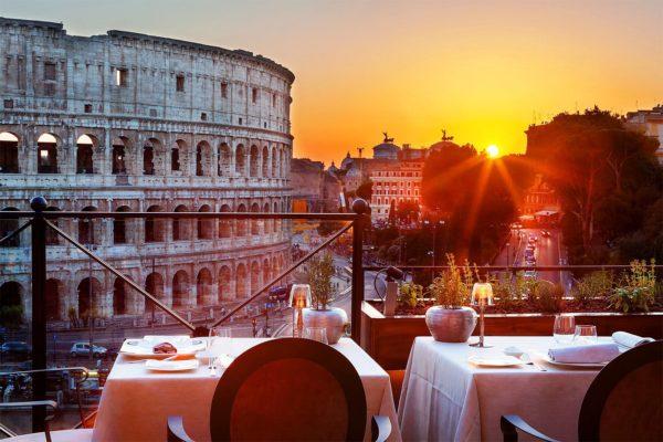 Кухня и рестораны Рима