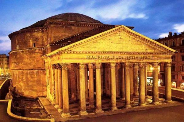 Храм Пантенон в Риме