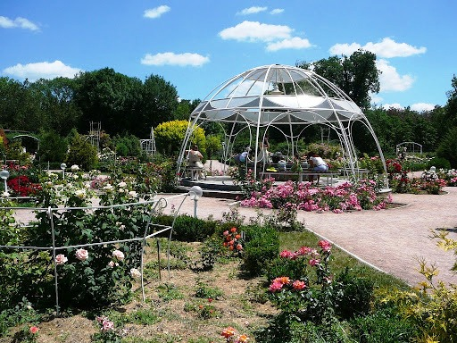Парк Салгирка – ботанический сад Симферополя