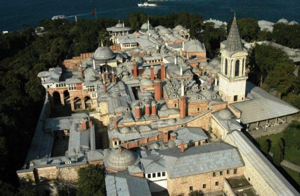 Топкапы – дворцовый комплекс