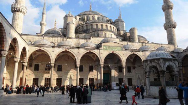 Новая Мечеть Валиде Султан