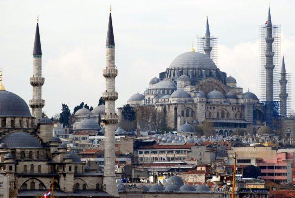 Сулеймание – мечеть султана Сулеймана I