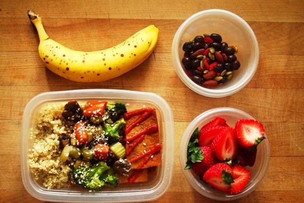 Сбалансированное питание на работе