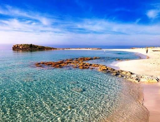 Пляжи Кипра идеально подходят для отдыха с детьми