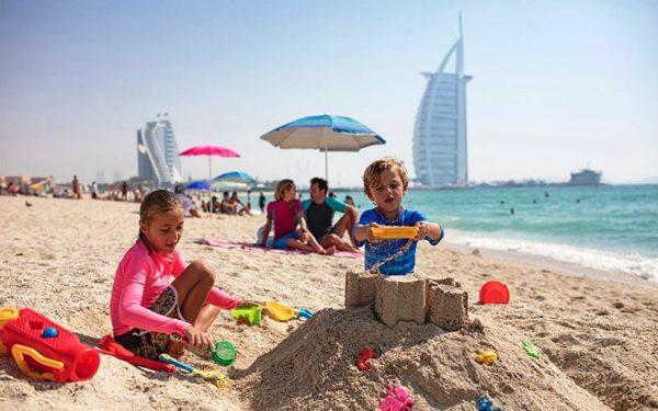 Отдых в Дубае с детьми