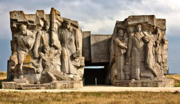 Мемориальный музей Аджимушкайские каменоломни