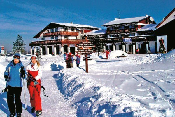Зимой лучше всего посещать «Шуколово» - центр активного отдыха