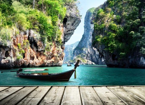 Разнообразный и насыщенный отдых предлагает Таиланд, в частности остров Пхукет