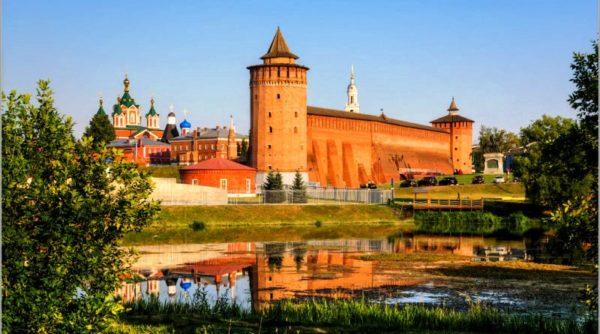 Кремль Коломна