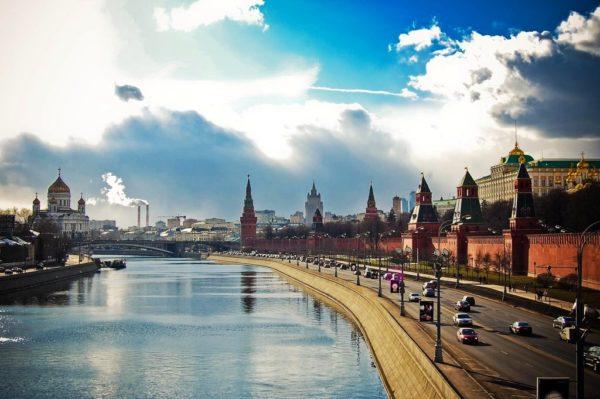 Отдых и развлечения в Москве