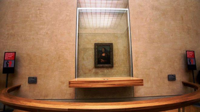 Мона Лиза - интересные факты