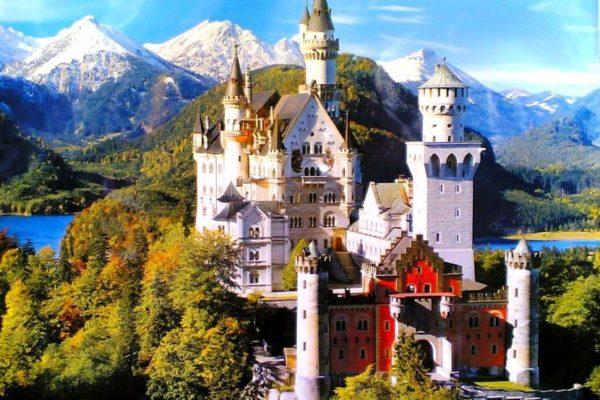 Тур «Баварские выходные» Замок Нойшванштайн