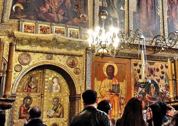 Успенский собор служба