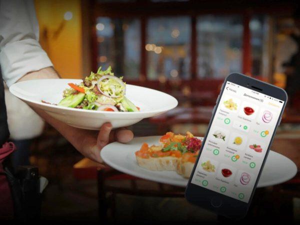 Рестораны онлайн: заказ обедов и продуктов питания