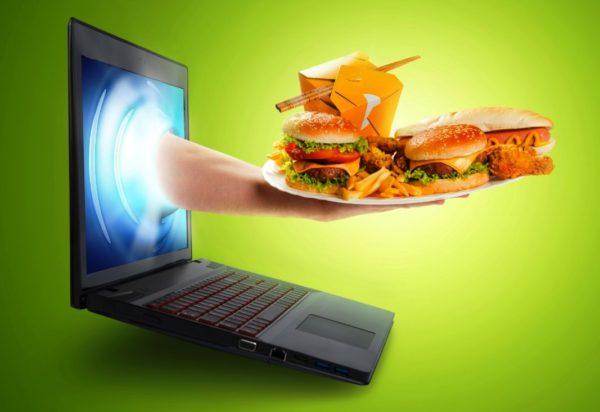 заказ в ресторане онлайн