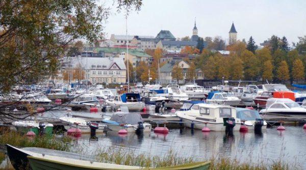 Лаппеенранта в Финляндии: достопримечательности