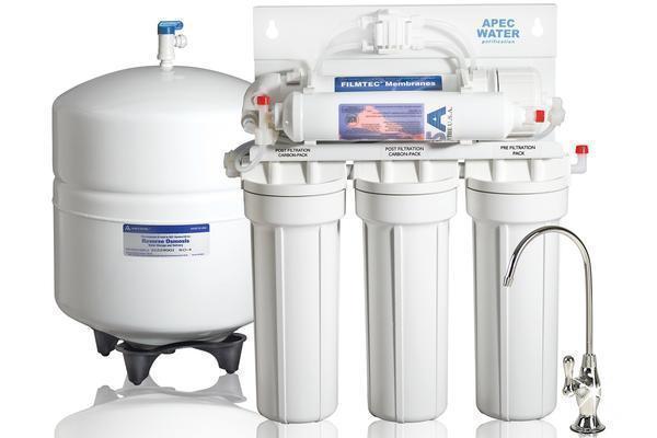 обратноосмотические фильтры для очистки воды под мойку