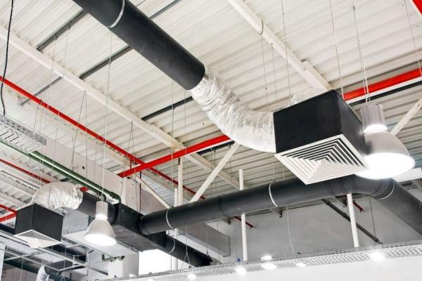 вентиляция в спортивном зале