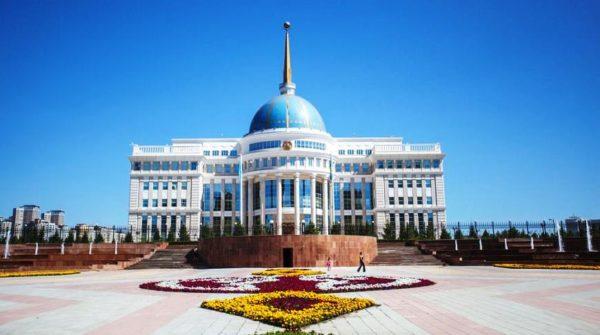 Президентский дворец Ак Орда