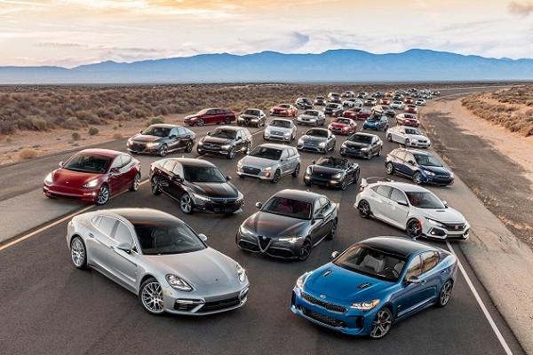рейтинг популярных медиа на автомобильную тематику