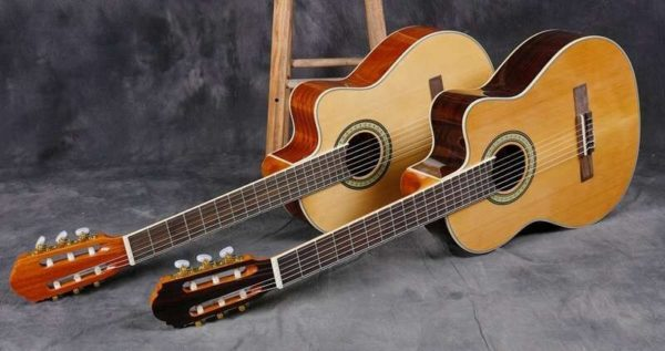 Электро-классические гитары
