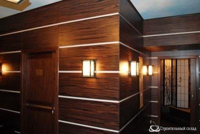 Деревянные панели для отделки стен: преимущественные особенности и недостатки
