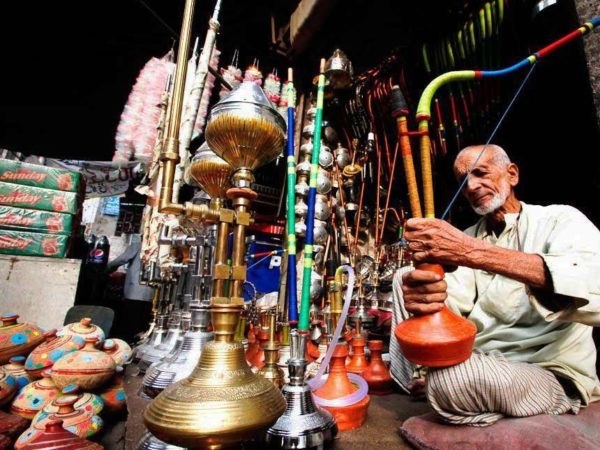 Индия считается родиной кальяна?