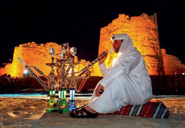 Кальян в арабских странах