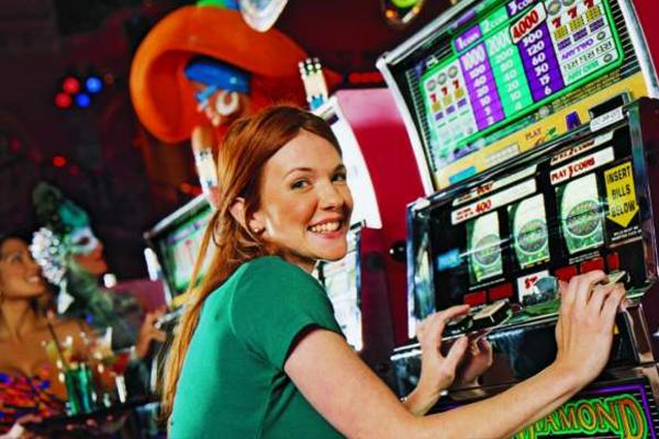 Игровые автоматы в казино Pin up
