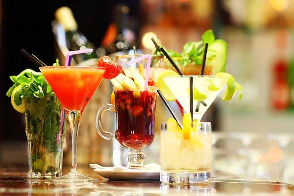 напитки для вечеринки
