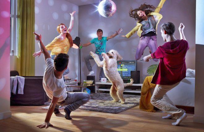 Домашняя вечеринка 2