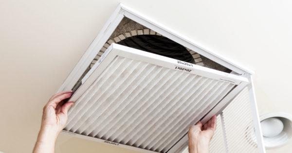 Система вентиляции в квартие
