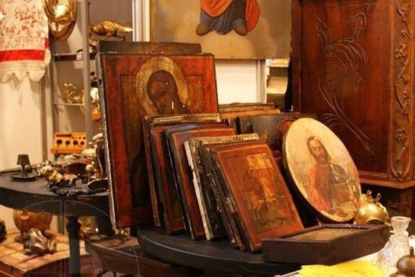 Покупка старинных икон