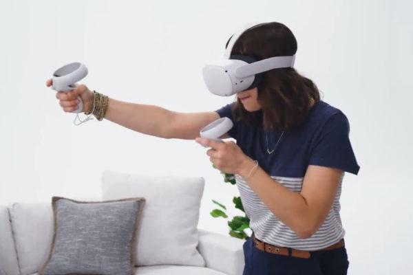 Очки виртуальной реальности Oculus Quest 2