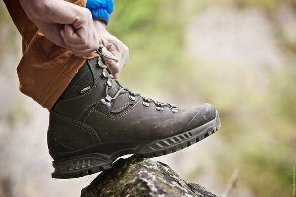 Выбор треккинговой обуви