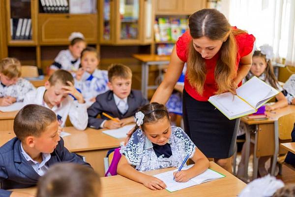 Класс начальной школы